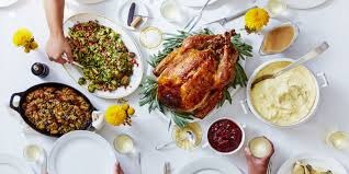 good thanksgiving meals 5 charts that will save you all the stress on thanksgiving u2014delish com