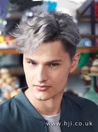 root drag hair styles 2017 matrix longer men s style with steel grey global colour and