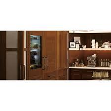 ge glass door refrigerator zic30gnhii ge monogram 30