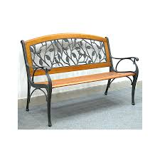 garden treasures bench lowes home outdoor decoration