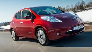 nissan leaf acenta review first drive nissan leaf tekna 5dr auto top gear