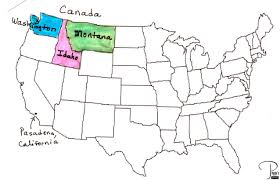 Montana Usa Map by Day 1 Spokane Wa Couer D U0027alene Id Peggy U0027s Photos