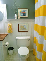 trendy half bathroom ideas yellow in yellow bathro 1620x909
