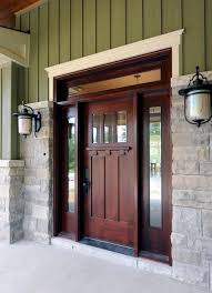 Craftsman Style House Colors 25 Best Craftsman Style Exterior Ideas On Pinterest Craftsman