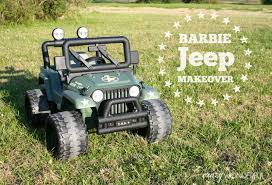 Barbie Jeep Makeover Willy U0027s Jeep Crazy Wonderful