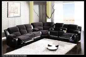 L Shaped Sofa With Recliner Enchanting Chair Plus Reclining L Shaped Sofa Leather
