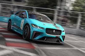mobil balap jaguar ciptakan mobil balap listrik pertama di dunia