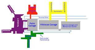 miami airport terminal map file fort lauderdale airport terminal map png