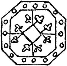 octagon design clipart etc