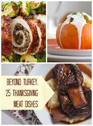 15 delicious turkey alternatives to serve this thanksgiving