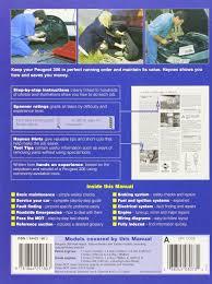 peugeot 306 service and repair manual 93 99 haynes service and