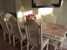 dining room french country side chairs french rattan dining