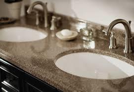 beautiful bathroom vanity with top trough sink regard to