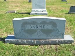 Robert Barnes Jr Stella Cemetery