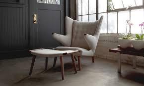 papa bear chair upholstery seating modernica