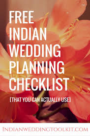 indian wedding planner book the indian wedding planning checklist you can actually use