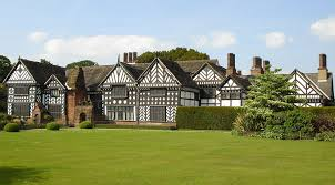 What Is A Tudor Style House Speke Hall Wikipedia