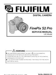fuji s2 service manual autofocus film speed