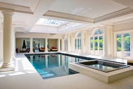 luxury house plans with indoor pool covered swimming pools design swimming pool great luxury indoor