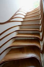 Radius Stairs by Unique And Creative Staircase Designs For Modern Homes