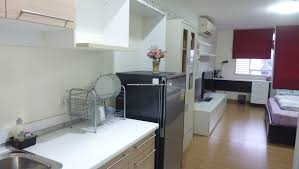 30 sq m the link sukhumvit 50 30 sqm studio room well decorated close to