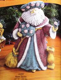 20 best gare santas images on ceramic bisque merry