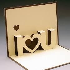unique handmade pop up greeting cards ideas
