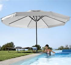 samara round patio umbrella modern patio chicago by home