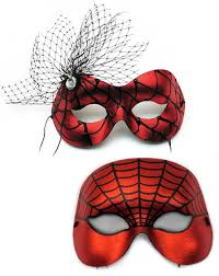 masquerade masks for couples spiderweb masquerade masks for couples