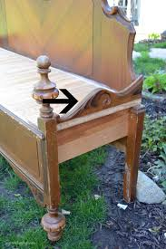 Bed Frame Bench Bench Bed Into Bench Bed Bench Diy Top Ideas For Turning Your
