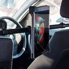 porta tablet da auto olixar universal tablet car headrest mount pro supporto posteriore