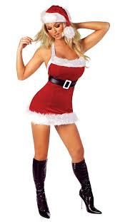 mrs claus costumes buy santa s chic costume mrs claus christmas costumes