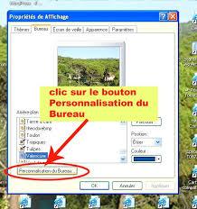 personnalisation du bureau personnalisation du bureau couleurs1 personnaliser le bureau