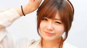 korean bun hairstyles for girls english subtitles korean hair