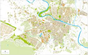 Plano Map Vectorized Maps Digital Maps Increase Search Engine Traffic