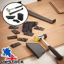 laminate wood flooring installation kit hammer pull bar tapping