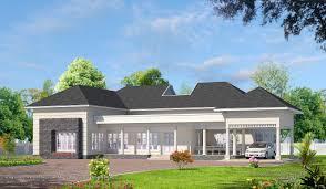 Single Floor Home Plans Inspirations Front Elevation Of Single Floor House Kerala 2017