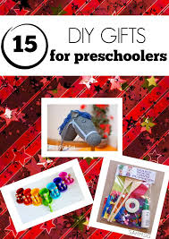 40 diy gifts for infants toddlers preschool school age
