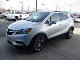 buick encore silver new 2017 buick encore sport touring sport utility in clarksville