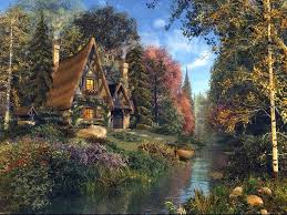 Home Design For Pc by Exterior Design Fairytale Cottages As Fairytale Cottage Wallpaper