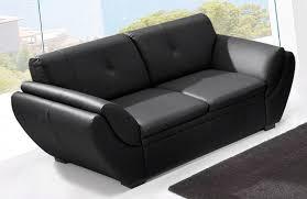 kunstleder sofa schwarz kunstleder sofa schwarz erstaunlich schlafsofa 68321 haus ideen