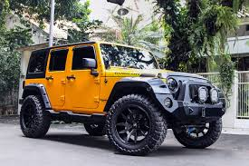 jeep indonesia permaisuri rubicon wrangler unlimited on forgiato artigli ecl 20