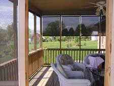 porch blinds porch shades porch awnings coolaroo shades