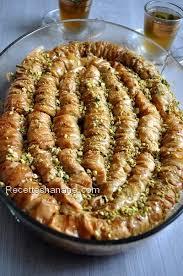 de cuisine hanane baklawa rolls à la pistache recettes by hanane middle eastern