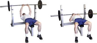 Bench Press Wide Or Narrow Grip Close Grip Bench Press Coaches Colleague Triceps Pinterest