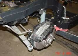 c2 corvette rear suspension rear suspension