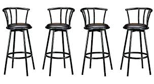 swivel back bar stools u2013 vitalyze me