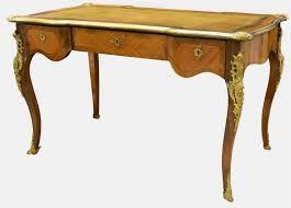 bureau louis xv 19th century kingwood louis xv bureau plat loveantiques com