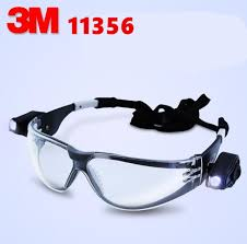 safety glasses for led lights 3m 11356 safety goggles with led lights eye protection anti shock