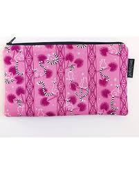 gift card organizer spectacular deal on girly wipeable pencil pouch makeup brush bag